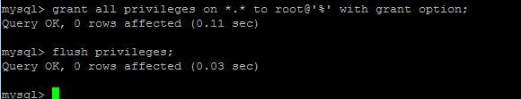Centos7安装mysql8.0需要注意的问题
