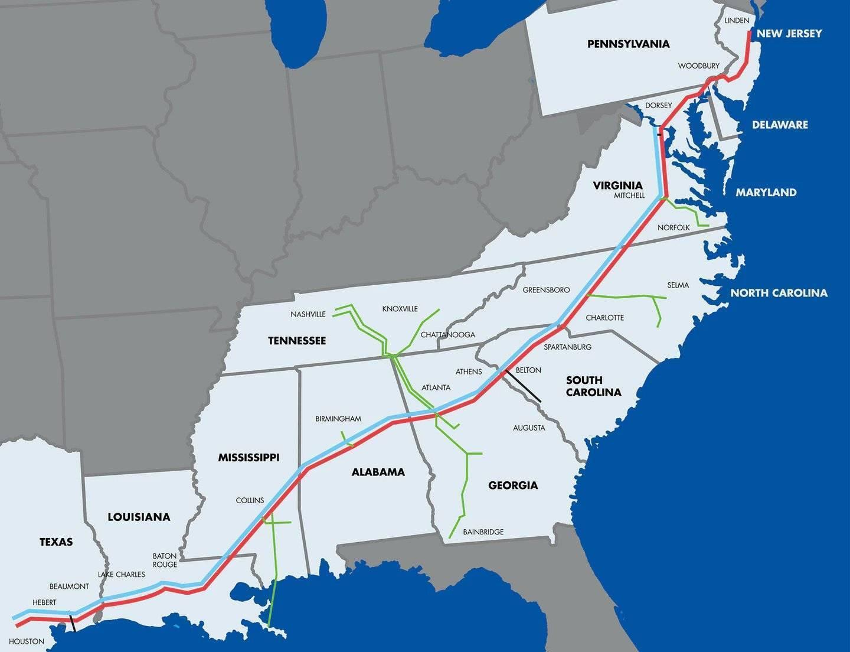 美国宣布进入国家紧急状态 | 美国最大输油管道在勒索软件攻击中瘫痪